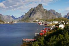 Lofoten, Norway Royalty Free Stock Photos