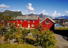 Lofoten, Norway Stock Images