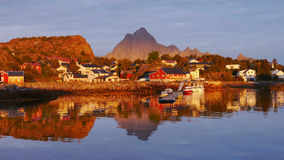Lofoten, Norway Stock Photo