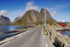 Lofoten, Norway Royalty Free Stock Photo