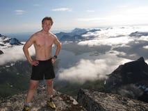 Lofoten, Norwegen Lizenzfreies Stockfoto
