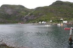 Lofoten półwysep, Norwegia Zdjęcie Royalty Free