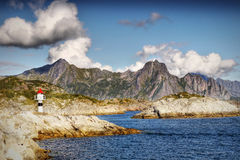 Lofoten Royalty Free Stock Photos