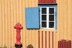 Lofoten's colors Royalty Free Stock Photography