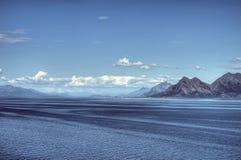 Lofoten seascape Stock Image