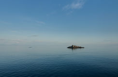 lofoten seascape Obrazy Royalty Free