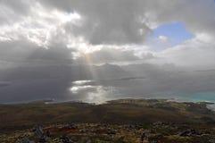 Lofoten Wyspy, Norwegia Obraz Stock