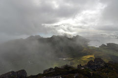 Lofoten Wyspy, Norwegia Obrazy Stock