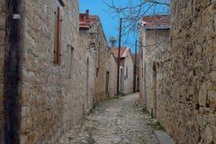 Lofou στη Κύπρο Στοκ εικόνα με δικαίωμα ελεύθερης χρήσης