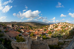 Lofou village. Limassol District. Cyprus Stock Photography