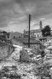 Lofou, Zypern stockfotos