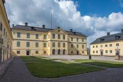 Lofstad城堡,瑞典 免版税库存图片