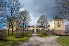 Lofstad-Schloss, Schweden Lizenzfreies Stockbild