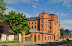 Loft Aparts in Lodz,Poland Royalty Free Stock Photos