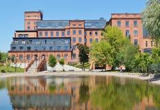 Loft Aparts in Lodz,Poland Stock Photos