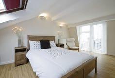 Free Loft Bedroom Stock Photos - 12194613
