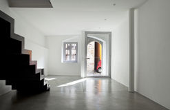 Loft duplex, interior Royalty Free Stock Photography
