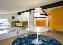Loft interior Royalty Free Stock Photo