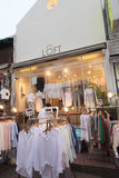 Loft shop in Seoul Royalty Free Stock Photography
