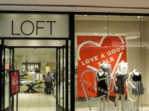 LOFT store Stock Photo