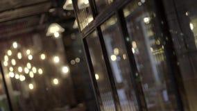 Loft Stylowa restauracja zdjęcie wideo
