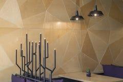 Loft stylowej wiszącej drucik lampowej żarówki dekoraci rocznika starego mod Obraz Stock