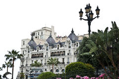Lofty Hotel de Paris Royalty Free Stock Images