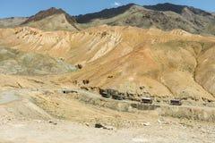 Logístico nos Himalayas Fotografia de Stock Royalty Free