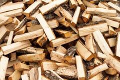 Log background Stock Photography