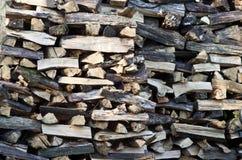 Log background Stock Images