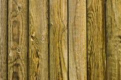Log boards showing wood grain. Rough hewn log boards showing natural wood grain Stock Images