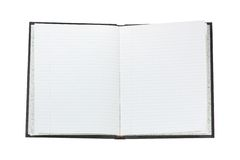 Log Book Stock Images