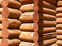 Log Building Royalty Free Stock Photo