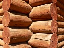 Log Building #3 Royalty Free Stock Image