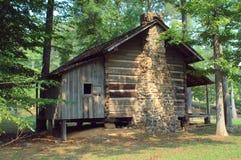 Free Log Cabin Royalty Free Stock Image - 1119746