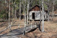 Log Cabin 2 Royalty Free Stock Photo