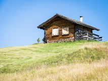 Log cabin Royalty Free Stock Photo