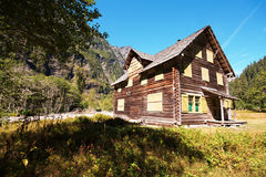 Log Cabin Stock Photography