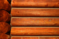 Free Log Cabin Background 2 Stock Image - 2267011