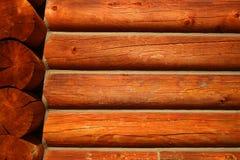 Log Cabin Background 2 Stock Image