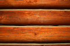 Log Cabin Background 3. Logs from cabin used as background,rustic Stock Image