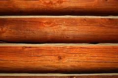 Log Cabin Background 3 Stock Image