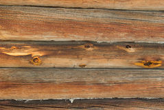 Log cabin background Royalty Free Stock Images