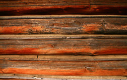 Log Cabin Background 5. Logs from cabin used as background,rustic Stock Images