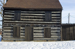 Log cabin Stock Images