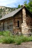Log Cabin 2 Stock Photo