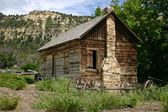 Log Cabin 3 Royalty Free Stock Photography