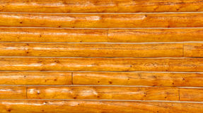 Log Cabin Wall Background Royalty Free Stock Photos