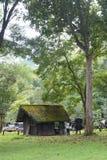 Log cabin Stock Photography