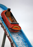 Log Flume. Royalty Free Stock Photography